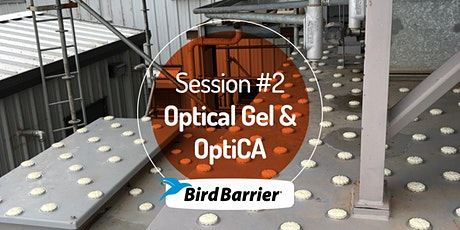 Session 2: Optical Gel / OptiCA Certification tickets