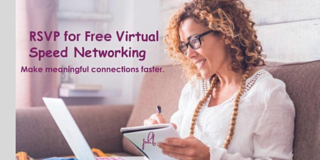 Free Virtual Speed Networking with Women Entrepreneurs tickets