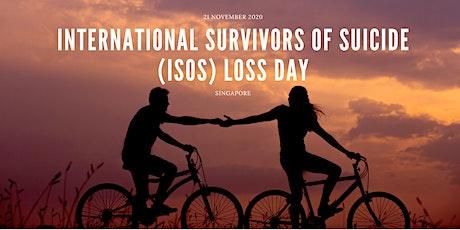 International Survivors of Suicide (ISOS) Loss Day 2020 tickets