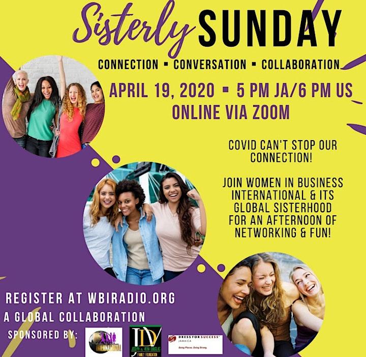 Sisterly Sunday image