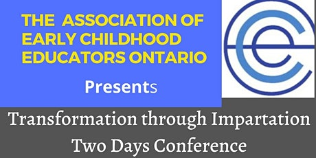 Copy of Transformation through Impartation Two Days Conference tickets