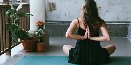 Online Sacred Strength™ Yoga Class with Stephanie Culen entradas