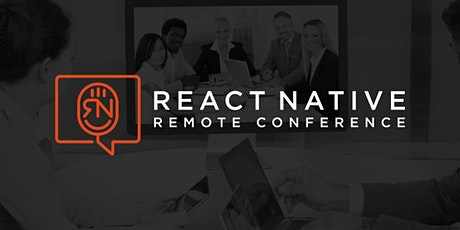 React Native Remote Conference 2020 tickets