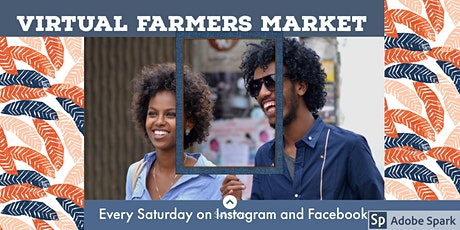 Virtual Farmers Market tickets