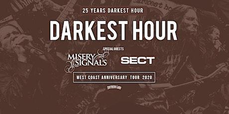 DARKEST HOUR - 25 YEAR ANNIVERSARY tickets
