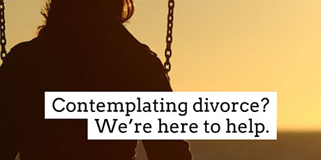 Private Divorce Consultations (Online Video Sessions) tickets
