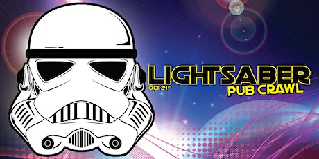 Atlanta - Lightsaber Pub Crawl - $15,000 COSTUME CONTEST - May 1, 2021 tickets