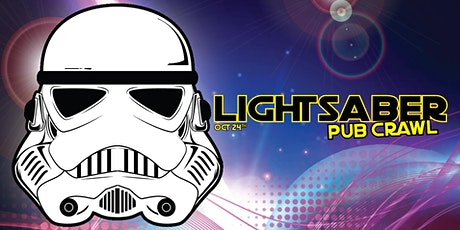 Charlotte - Lightsaber Pub Crawl - $15,000 COSTUME CONTEST - Oct 24th tickets