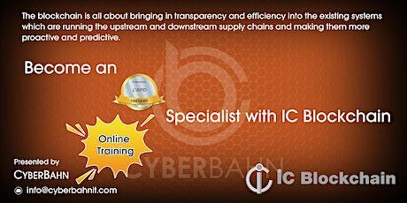 Certified Blockchain Professional Developer (CBPD) entradas