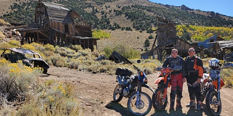 Mammoth 2 Tahoe Dual Sport - October 3rd & 4th, 2020 tickets