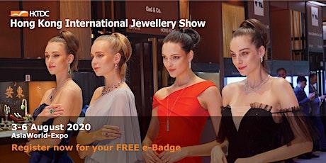 HKTDC Hong Kong International Jewellery Show tickets