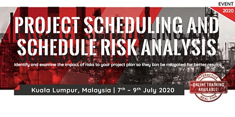 Project Scheduling and Schedule Risk Analysis tickets