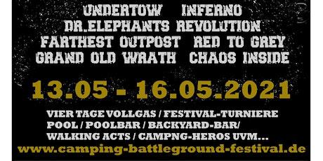Camping Battleground Festival Tickets