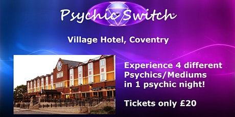 Psychic Switch - Coventry tickets