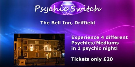 Psychic Switch - Driffield tickets