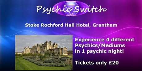 Psychic Switch - Grantham tickets