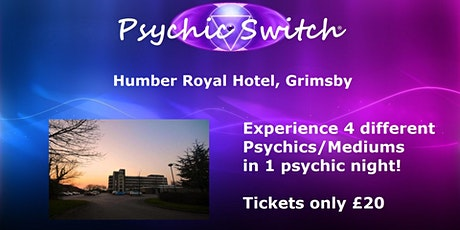 Psychic Switch - Grimsby tickets