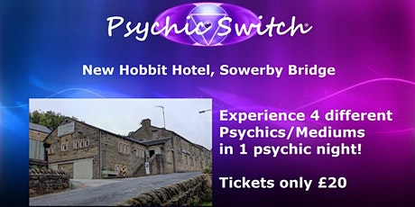Psychic Switch - Halifax tickets