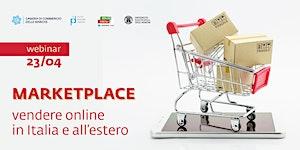 Webinar DI NECESSITA' VIRTU' | Marketplace: vendere...