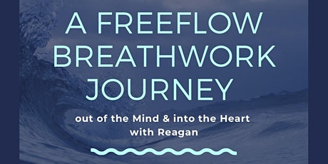 A Freeflow Breathwork Journey & Online Community Gathering tickets