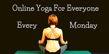 Online Yoga For Everyone With Yoga Nidra - Every Monday Evening tickets