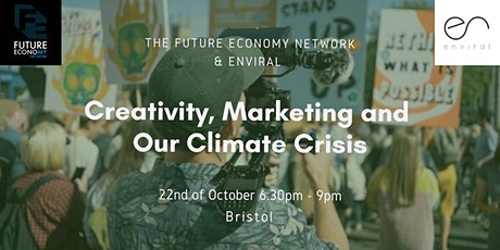 Creativity, Marketing and Our Climate Crisis billets