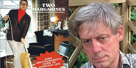 Graham Fellows in conversation: Two Margarines & Other Domestic Dilemmas tickets