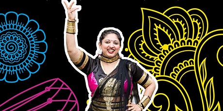 Shakti Divas ONLINE classes - A fusion of Bhangra and Bollywood dance! tickets