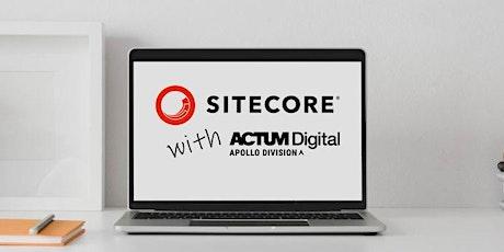 Sitecore Experience Platform Tour tickets