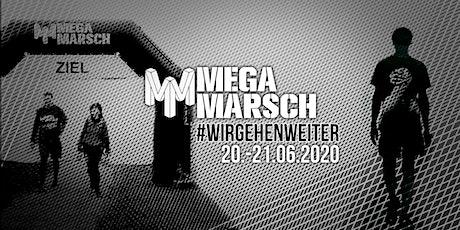 Megamarsch Spezial #WIRGEHENWEITER Tickets