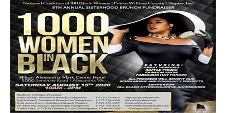 NCBW PWCC 8th Annual Sisterhood Brunch 2021 tickets