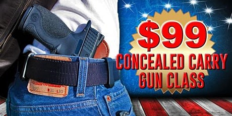16 Hour Concealed Carry Class Midlothian, IL - Illinois, Arizona & Florida tickets