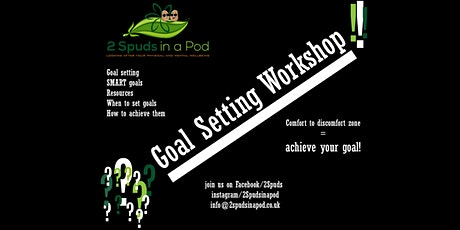 Goal Setting Workshop tickets