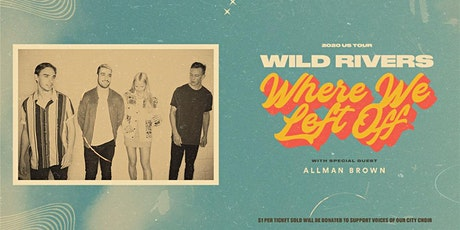 Wild Rivers tickets