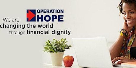 FREE-Virtual - Credit & Money Management Workshop tickets