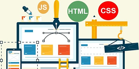 Free  Web Development Virtual Lesson Wednesday/Saturday (Ages 7-18) tickets
