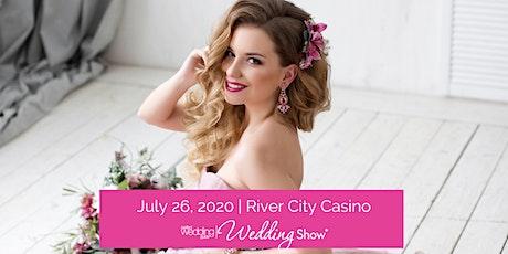 PWG Summer Wedding Show | River City Casino tickets