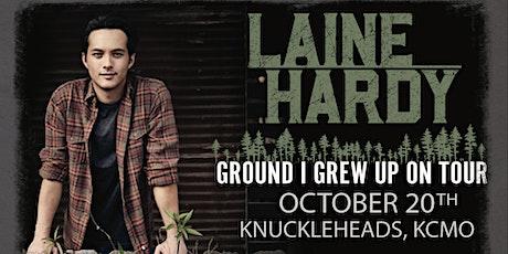 Laine Hardy  (Season 17 American Idol Winner)– Ground I Grew Up On Tour tickets