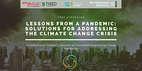 7th Annual Trottier Symposium on Sustainable Engineering, Energy and Design tickets