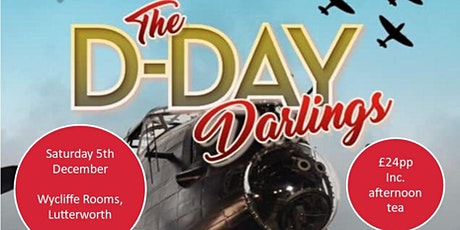 Afternoon Tea with the D-Day Darlings (Postponed from 08/05/20) tickets