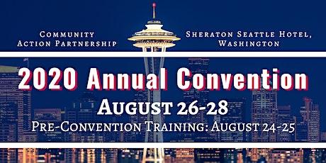2020 CAP Annual Convention tickets