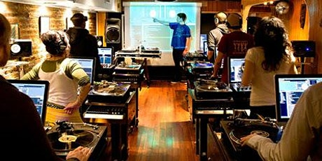 DJing Lesson and Spinning (Virtual) tickets