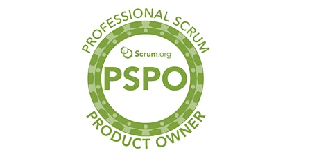 Professional Scrum Product Owner - Julho Online ingressos