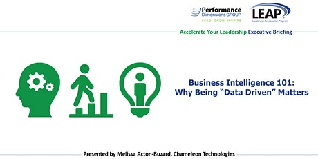 "Business Intelligence 101: Why Being ""Data Driven"" Matters tickets"