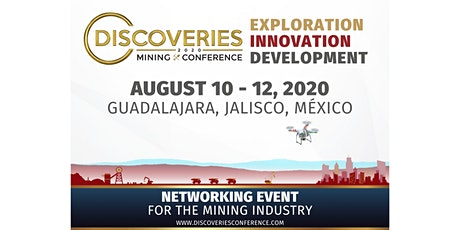 Discoveries Mining Conference boletos