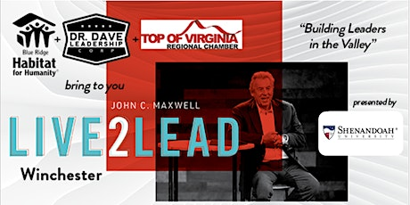 Live2Lead: Winchester 2020 in 2021! tickets
