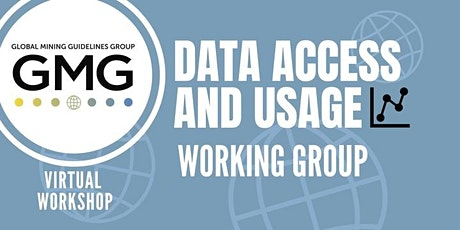 GMG Workshop: Mobile Equipment Open Data Consensus V2 tickets