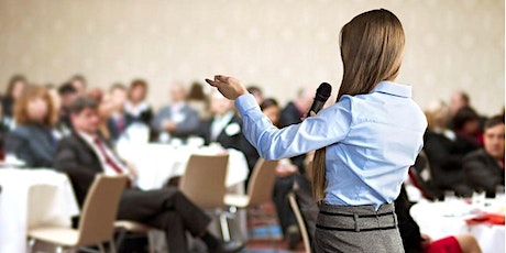 Confident Speaker workshop--Four-week virtual workshop to develop your authority and presence tickets