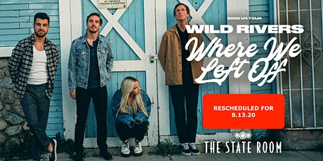 Wild Rivers tickets