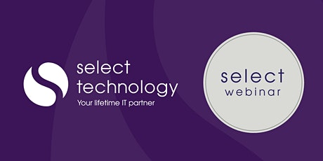 Select Webinar: SharePoint & OneDrive tickets